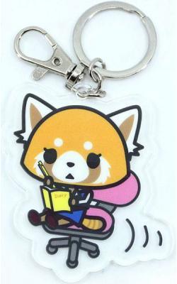 Acrylic Keychain Retsuko