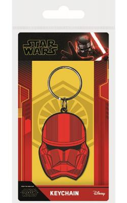 Rubber Keychain Sith Trooper