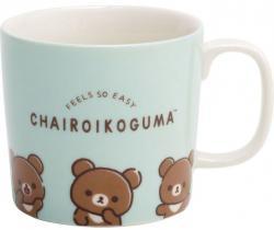 Rilakkuma Mug: Feels so Easy Chairoikoguma
