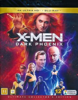 X-Men: Dark Phoenix (4K Ultra HD+Blu-ray)