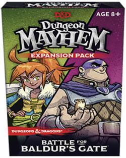 Dungeon Mayhem - Battle for Baldurs Gate Expansion