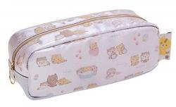 Corone Bread Cat Pen Case: Kittens