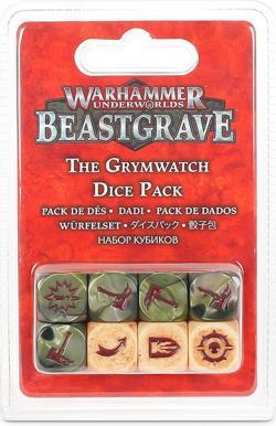The Grymwatch Dice Set