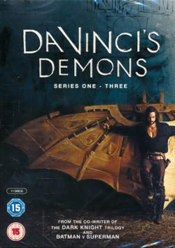 Da Vinci's Demons, Series One-Three