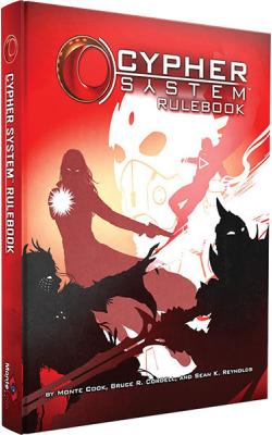 Cypher System 2nd Edition Core Rulebook