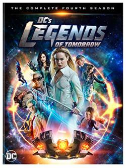 DC's Legends of Tomorrow, säsong 4