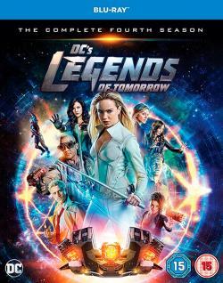 DC's Legends of Tomorrow, säsong 4