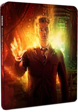 Doctor Who: The Specials (Steelbook)