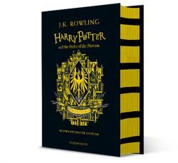Harry Potter and the Order of the Phoenix Hufflepuff Edition