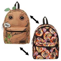 Guardians of the Galaxy Groot Reversible Backpack