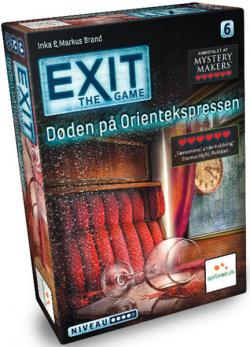 EXIT - Döden på Orientexpressen