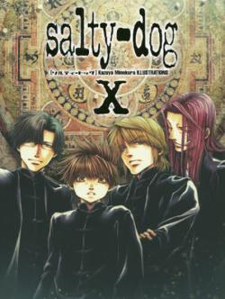 salty-dog X