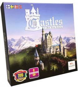 Castles of Mad King Ludwig (Skandinavisk utgåva)