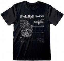 Millenium Falcon Sketch