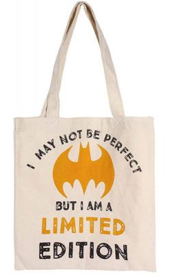 Tote Bag Batman Limited Edition
