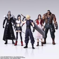 Final Fantasy VII Remake Trading Arts