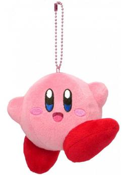 Kirby's Dream Land Kirby MC Jump