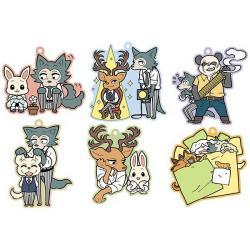 Rubber Mascot BuddyColle