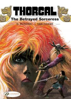 Thorgal 0: The Betrayed Sorceress