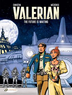 Valerian and Laureline 23: The Future is Waiting
