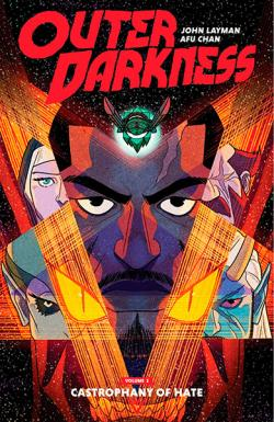 Outer Darkness Vol 2