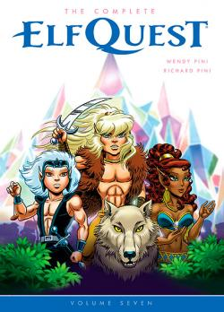 Complete Elfquest Vol 7
