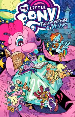 My Little Pony Friendship Is Magic Vol 18