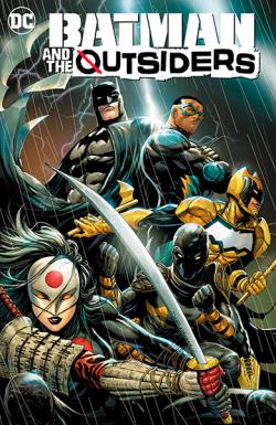 Batman and the Outsiders Vol 1: Lesser Gods