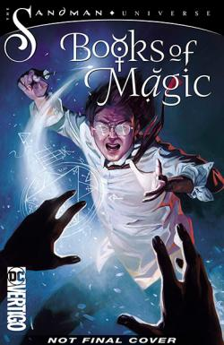 Books of Magic Vol 2: Second Quarto