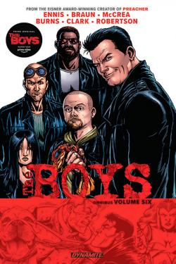 The Boys Omnibus Vol 6