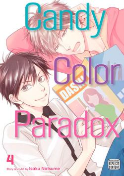 Candy Color Paradox Vol 4