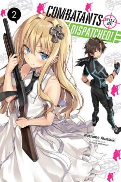 Combatants Will Be Dispatched Light Novel 3
