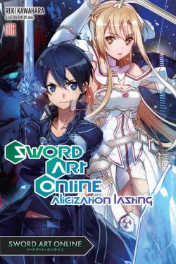 Sword Art Online Novel 18