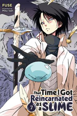 That Time I Got Reincarnated as a Slime Light Novel 7