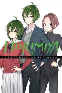 Horimiya Vol 13