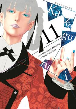 Kakegurui Compulsive Gambler Vol 11