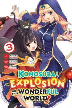 Konosuba: An Explosion on This Wonderful World Vol 3