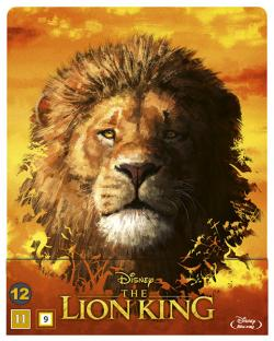 Lion King/Lejonkungen (2019, Steelbook)