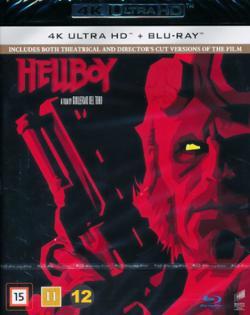 Hellboy (4K Ultra HD+Blu-ray)