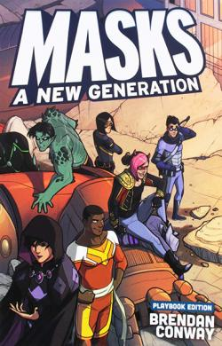 Masks: A New Generation (Softcover)