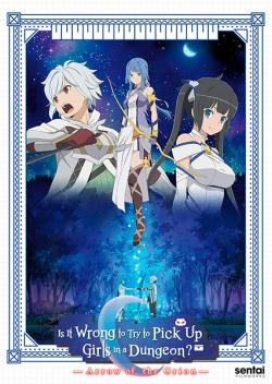 Is It Wrong To Pick Up Girls in a Dungeon Movie Arrow of the Orion