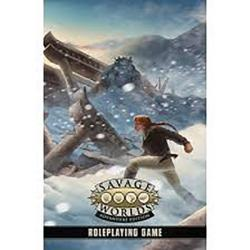 Savage Worlds - Adventure Edition