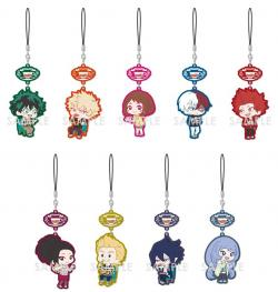 Chara Yura Rubber Strap Tea Party