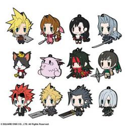 Final Fantasy VII Rubber Charms Extended Edition