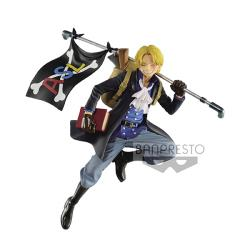 Three Brothers PVC Statue Sabo 10 cm