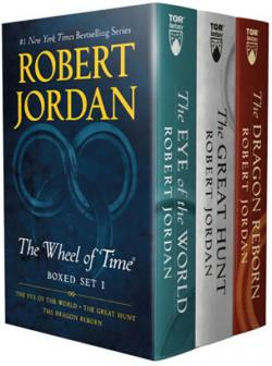 The Wheel of Time Premium Boxed Set I