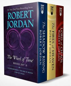 The Wheel of Time Premium Boxed Set II