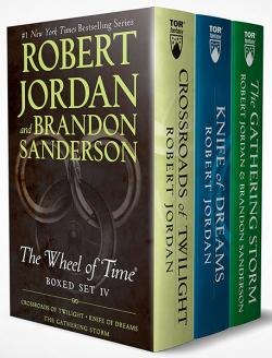 The Wheel of Time Premium Boxed Set IV