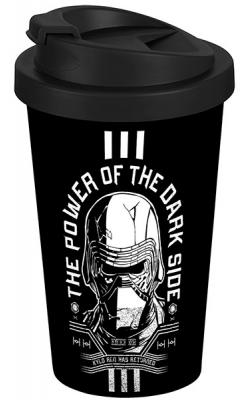 Travel Mug Kylo Ren Power of the Dark Side