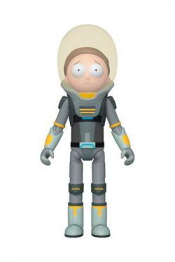 Action Figure Space Suit Morty